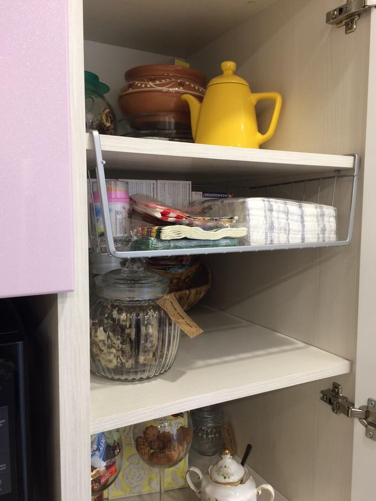 Акриловые кухни-Кухня из пластика «Модель 110»-фото7