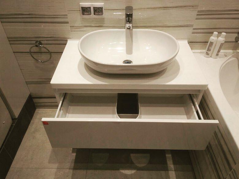 Мебель для ванной комнаты-Мебель для ванны «Модель 39»-фото3