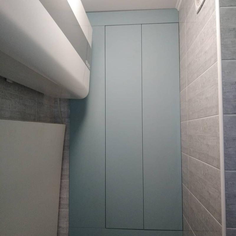 Мебель для ванной комнаты-Мебель для ванной «Модель 5»-фото1