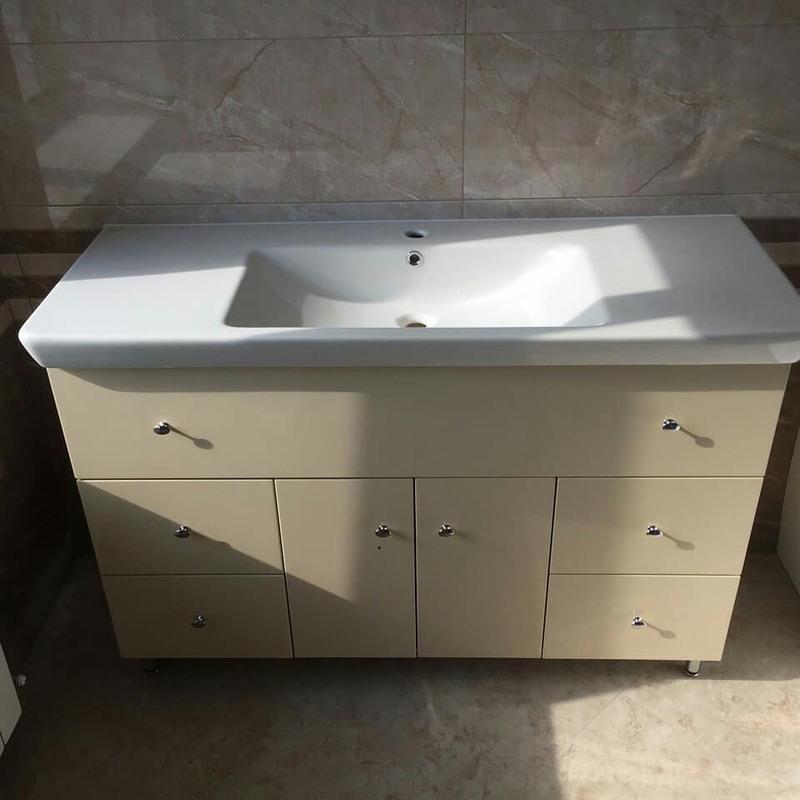 Мебель для ванной комнаты-Мебель для ванны «Модель 52»-фото1