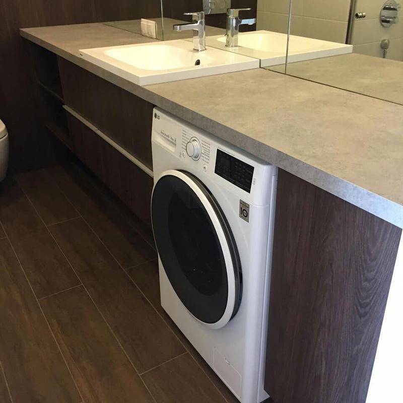 Мебель для ванной комнаты-Мебель для ванной «Модель 70»-фото1