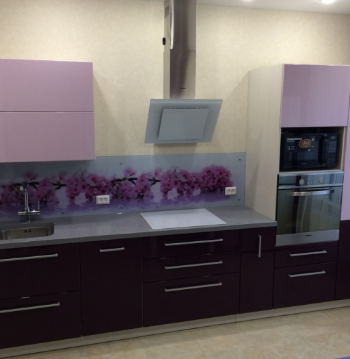 -Кухня из пластика «Модель 110»-фото4