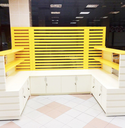 Торговая мебель-Торговый островок «Модель 267»-фото3