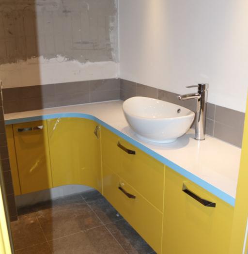 Мебель для ванной комнаты-Мебель для ванной «Модель 78»-фото4
