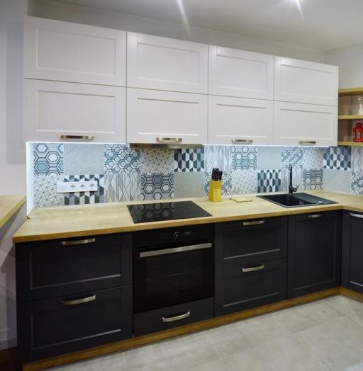 -Кухня МДФ в пленке ПВХ «Модель 112»-фото3