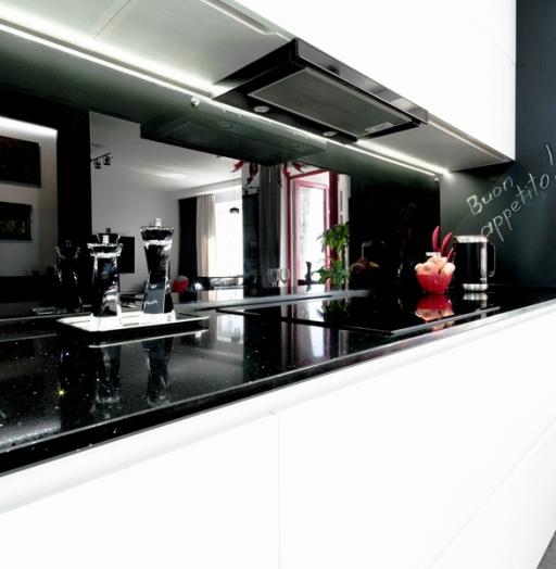 -Кухня из пластика «Модель 343»-фото21