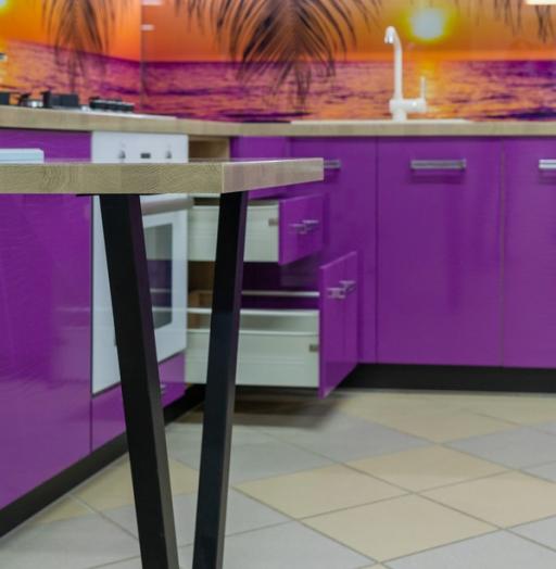 -Кухня МДФ в ПВХ «Модель 45»-фото23