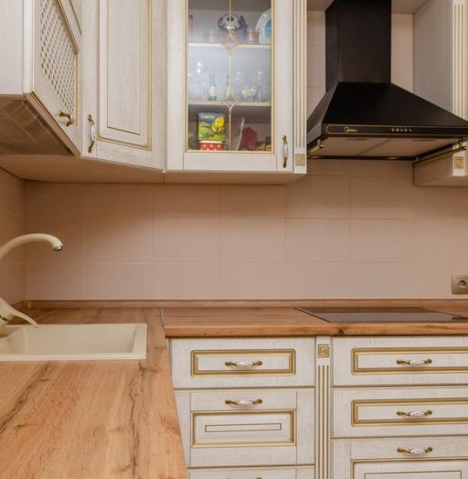 -Кухня из шпона «Модель 4»-фото3