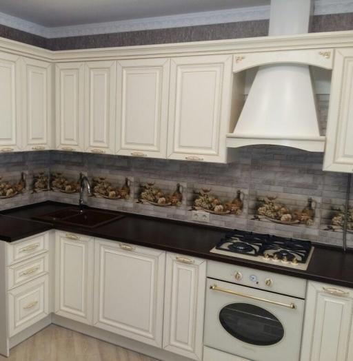 -Кухня МДФ в ПВХ «Модель 146»-фото5