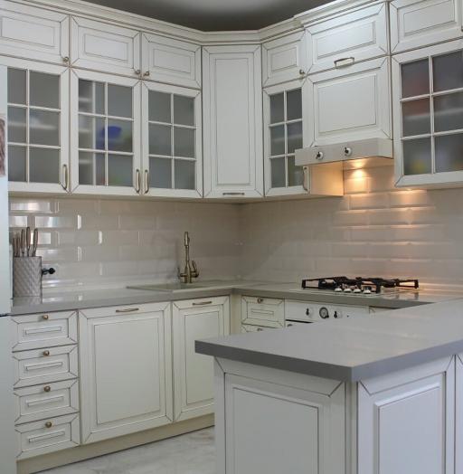 -Кухня МДФ в ПВХ «Модель 154»-фото12
