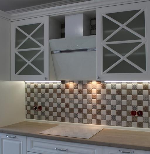 -Кухня МДФ в ПВХ «Модель 82»-фото24