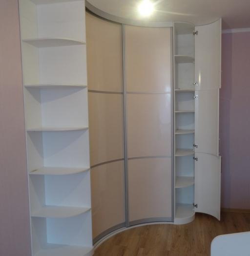 -Угловой шкаф-купе «Модель 89»-фото1