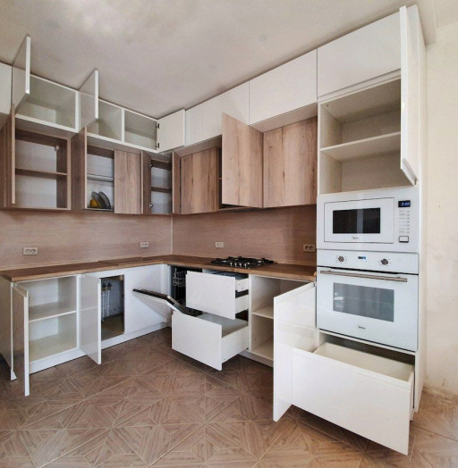 -Кухня МДФ в эмали «Модель 543»-фото26